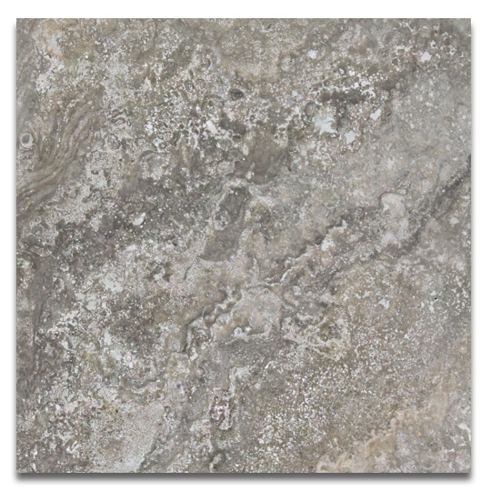 Ocean Silver — Travertine